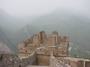Pollution over the great wall, Shenzen, Digital China, Strategic Foresight, Airpocalypse, Horizon Scanning, warning, scenarios , climate change, IoT, Internet of Things, pollution